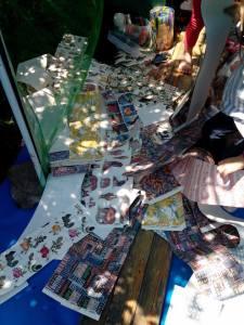 Si ringrazia le cartiere Tassotti per averci donato la carta con cui tanti bambini hanno potuto giocare
